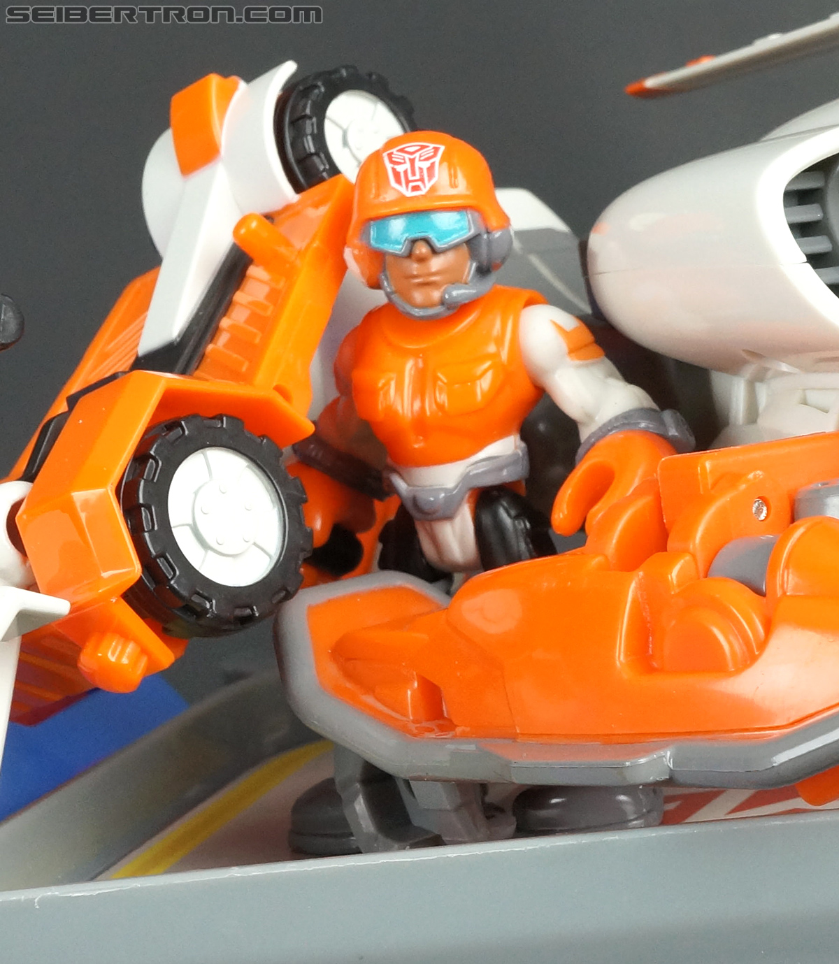Transformers Rescue Bots Walker Cleveland & Jackhammer (Image #80 of 81)