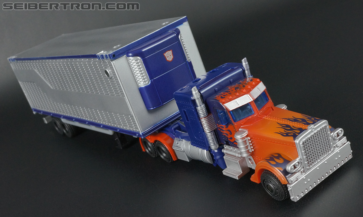 Transformers Movie Trilogy Series Optimus Prime with Trailer (Image #26 of 201)