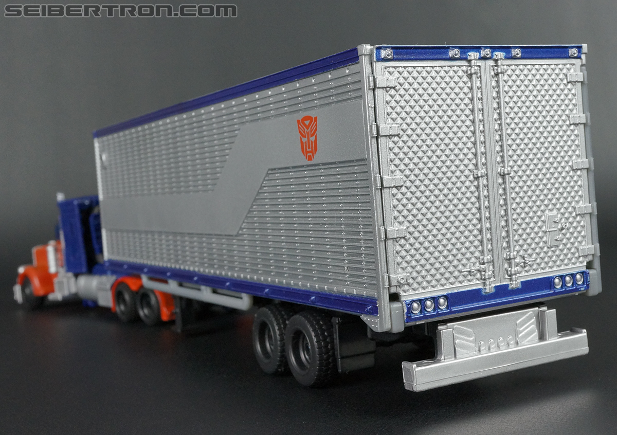 Transformers Movie Trilogy Series Optimus Prime with Trailer (Image #36 of 201)