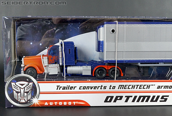 Transformers Movie Trilogy Series Optimus Prime with Trailer (Image #2 of 201)