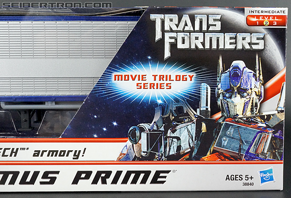 Transformers Movie Trilogy Series Optimus Prime with Trailer (Image #3 of 201)