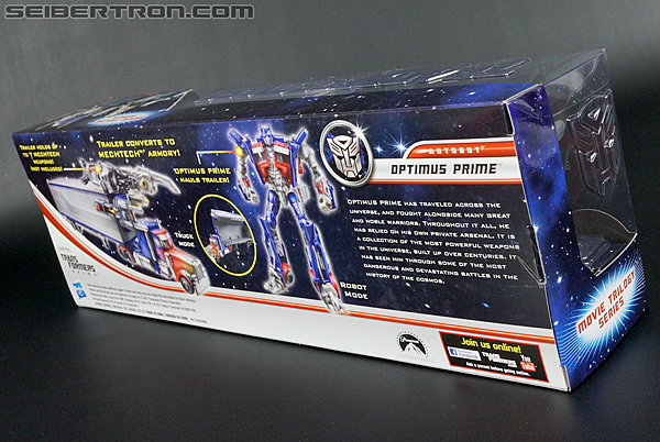 Transformers Movie Trilogy Series Optimus Prime with Trailer (Image #6 of 201)