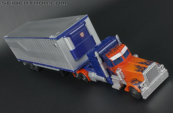 Transformers Movie Trilogy Series Optimus Prime with Trailer (Image #24 of 201)