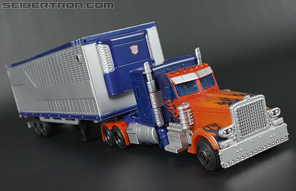 Transformers Movie Trilogy Series Optimus Prime with Trailer (Image #25 of 201)