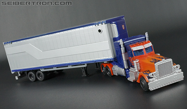 Transformers Movie Trilogy Series Optimus Prime with Trailer (Image #28 of 201)