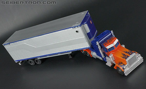 Transformers Movie Trilogy Series Optimus Prime with Trailer (Image #29 of 201)