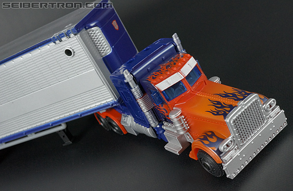 Transformers Movie Trilogy Series Optimus Prime with Trailer (Image #30 of 201)