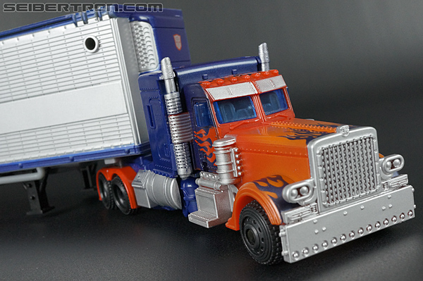 Transformers Movie Trilogy Series Optimus Prime with Trailer (Image #31 of 201)
