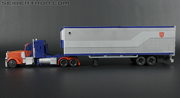 Transformers Movie Trilogy Series Optimus Prime with Trailer (Image #37 of 201)