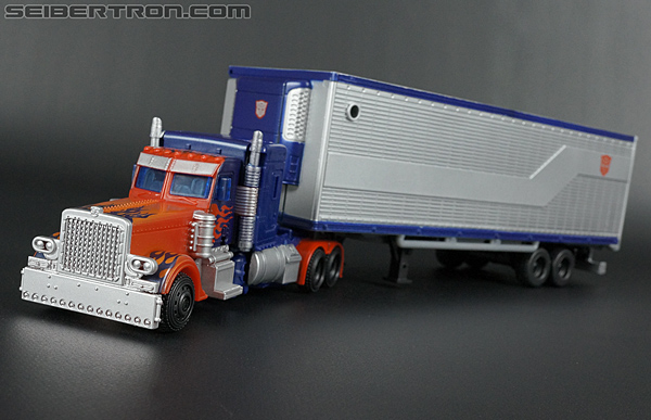 Transformers Movie Trilogy Series Optimus Prime with Trailer (Image #38 of 201)