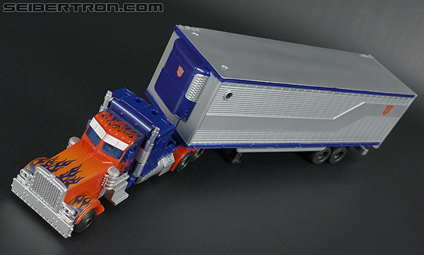 Transformers Movie Trilogy Series Optimus Prime with Trailer (Image #39 of 201)