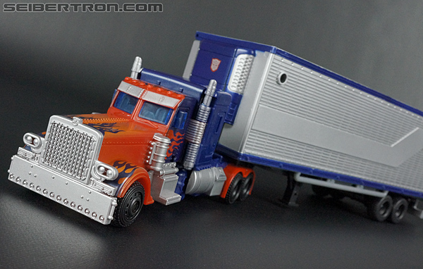 Transformers Movie Trilogy Series Optimus Prime with Trailer (Image #42 of 201)
