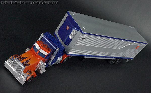 Transformers Movie Trilogy Series Optimus Prime with Trailer (Image #43 of 201)