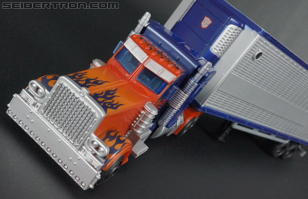 Transformers Movie Trilogy Series Optimus Prime with Trailer (Image #44 of 201)