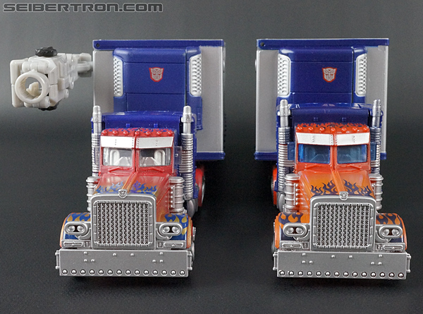 Transformers Movie Trilogy Series Optimus Prime with Trailer (Image #50 of 201)