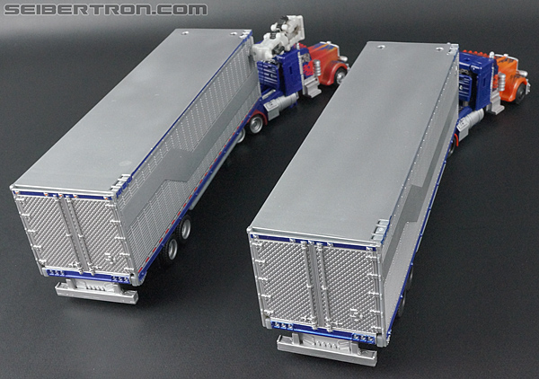 Transformers Movie Trilogy Series Optimus Prime with Trailer (Image #53 of 201)