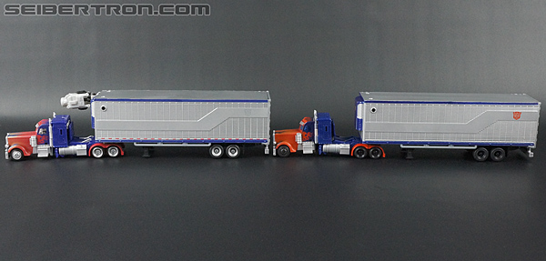 Transformers Movie Trilogy Series Optimus Prime with Trailer (Image #55 of 201)