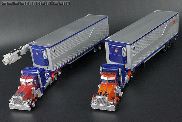 Transformers Movie Trilogy Series Optimus Prime with Trailer (Image #58 of 201)