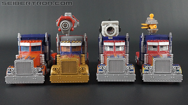 Transformers Movie Trilogy Series Optimus Prime with Trailer (Image #64 of 201)