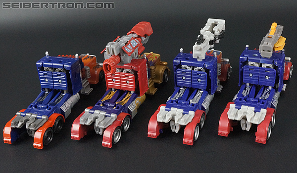 Transformers Movie Trilogy Series Optimus Prime with Trailer (Image #66 of 201)