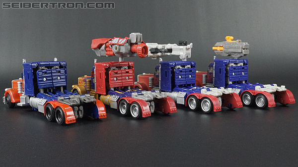 Transformers Movie Trilogy Series Optimus Prime with Trailer (Image #67 of 201)