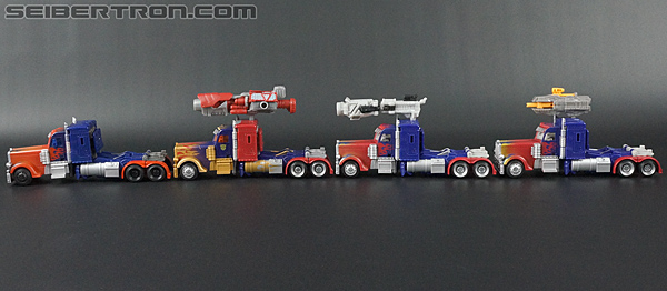 Transformers Movie Trilogy Series Optimus Prime with Trailer (Image #68 of 201)