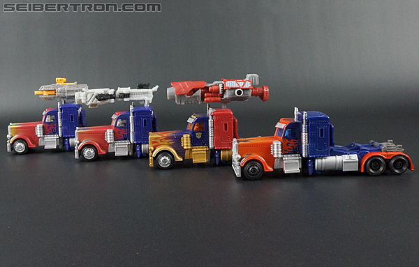 Transformers Movie Trilogy Series Optimus Prime with Trailer (Image #69 of 201)
