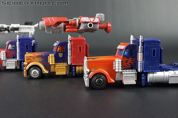 Transformers Movie Trilogy Series Optimus Prime with Trailer (Image #70 of 201)