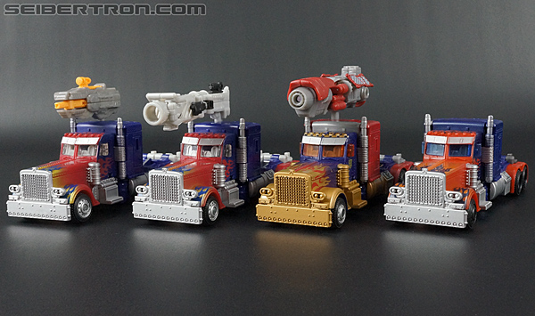 Transformers Movie Trilogy Series Optimus Prime with Trailer (Image #71 of 201)