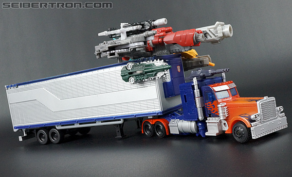 Transformers Movie Trilogy Series Optimus Prime with Trailer (Image #75 of 201)