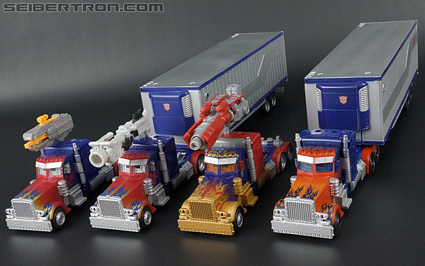 Transformers Movie Trilogy Series Optimus Prime with Trailer (Image #79 of 201)