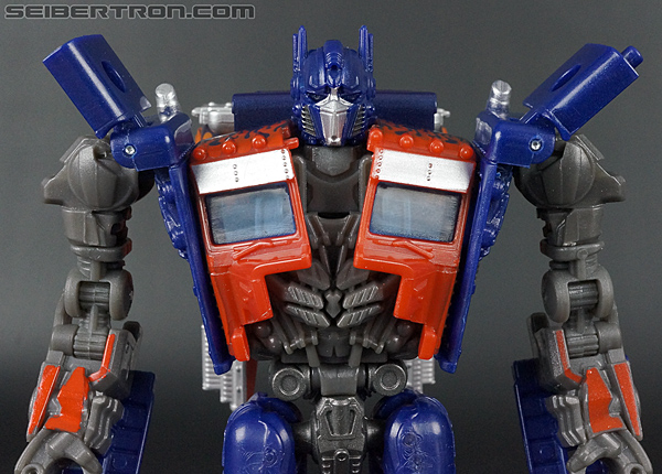 Transformers Movie Trilogy Series Optimus Prime with Trailer (Image #84 of 201)