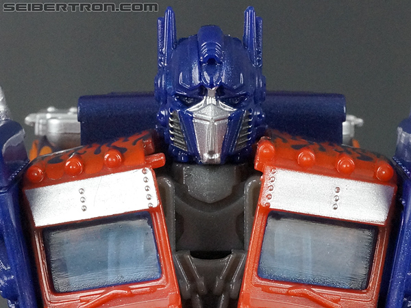 Transformers Movie Trilogy Series Optimus Prime with Trailer (Image #85 of 201)