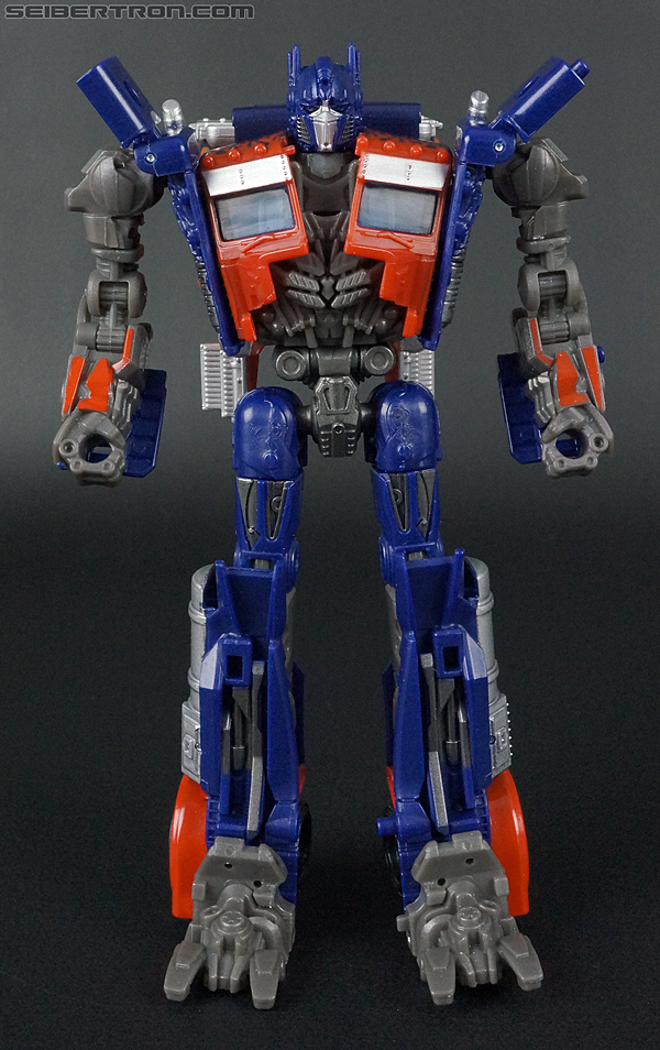Transformers Movie Trilogy Series Optimus Prime with Trailer (Image #86 of 201)