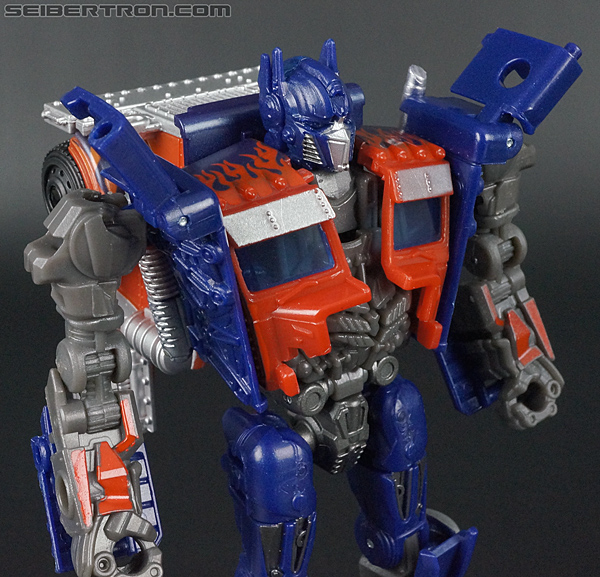 Transformers Movie Trilogy Series Optimus Prime with Trailer (Image #87 of 201)