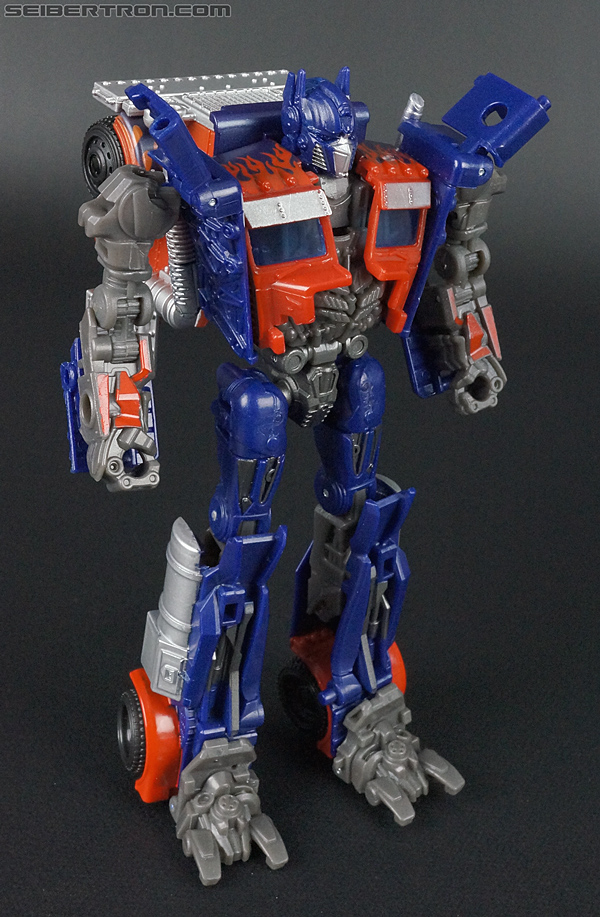 Transformers Movie Trilogy Series Optimus Prime with Trailer (Image #89 of 201)