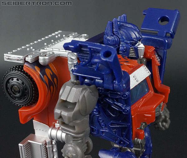 Transformers Movie Trilogy Series Optimus Prime with Trailer (Image #90 of 201)