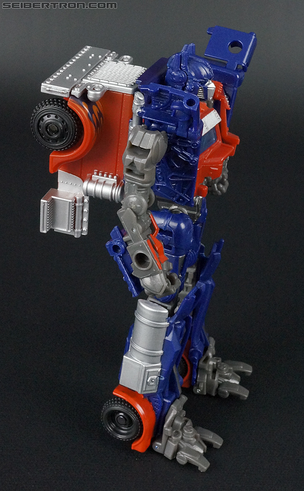 Transformers Movie Trilogy Series Optimus Prime with Trailer (Image #92 of 201)