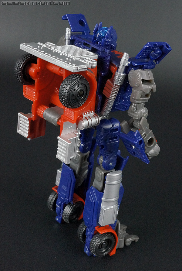 Transformers Movie Trilogy Series Optimus Prime with Trailer (Image #93 of 201)