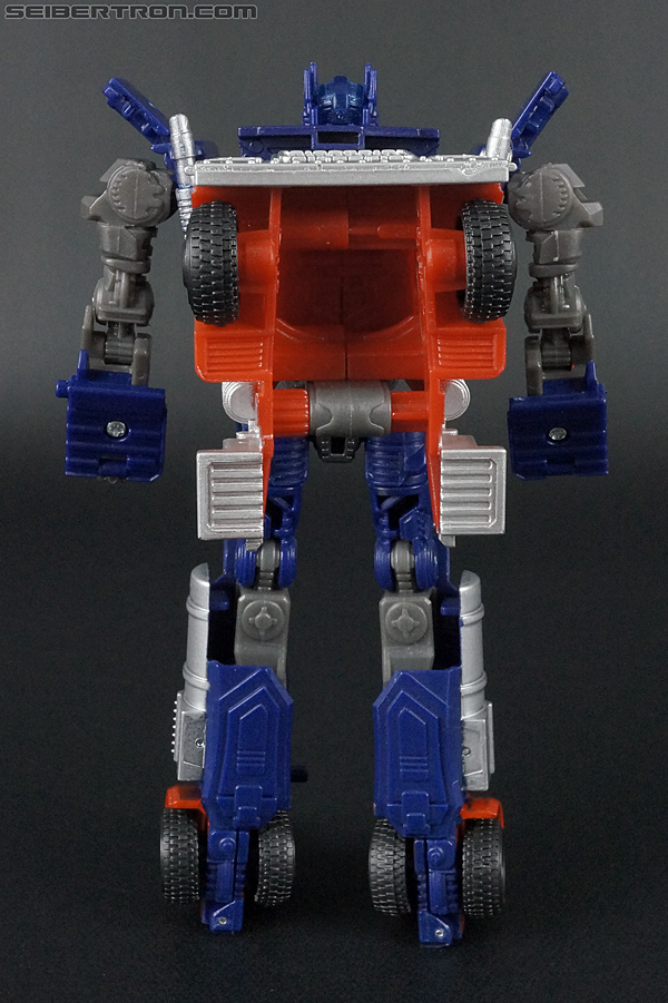 Transformers Movie Trilogy Series Optimus Prime with Trailer (Image #94 of 201)