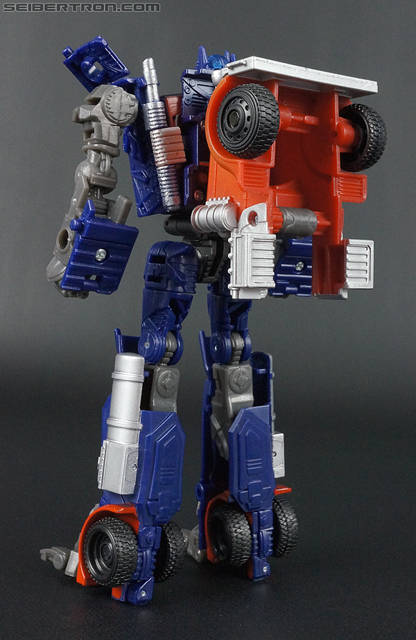 Transformers Movie Trilogy Series Optimus Prime with Trailer (Image #95 of 201)