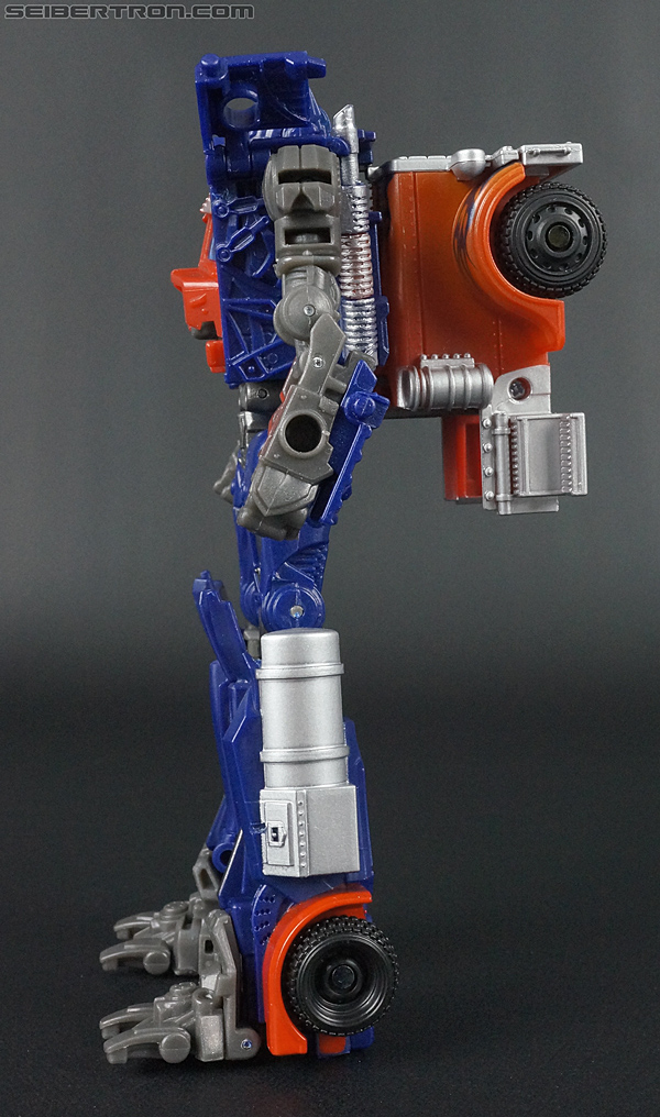 Transformers Movie Trilogy Series Optimus Prime with Trailer (Image #96 of 201)