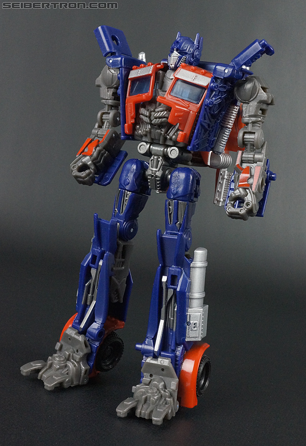 Transformers Movie Trilogy Series Optimus Prime with Trailer (Image #97 of 201)