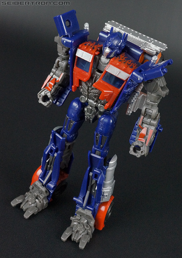 Transformers Movie Trilogy Series Optimus Prime with Trailer (Image #98 of 201)