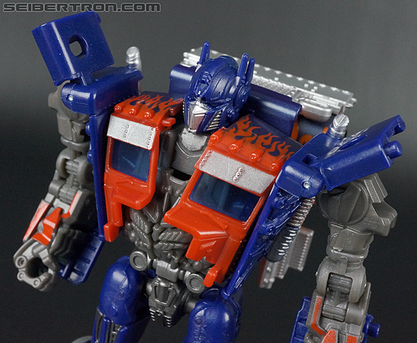 Transformers Movie Trilogy Series Optimus Prime with Trailer (Image #99 of 201)