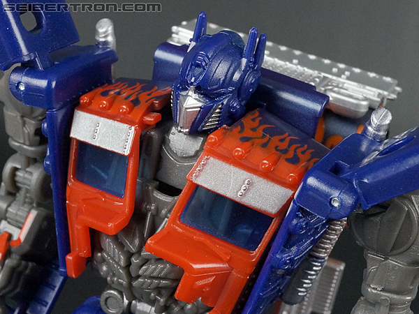 Transformers Movie Trilogy Series Optimus Prime with Trailer (Image #100 of 201)