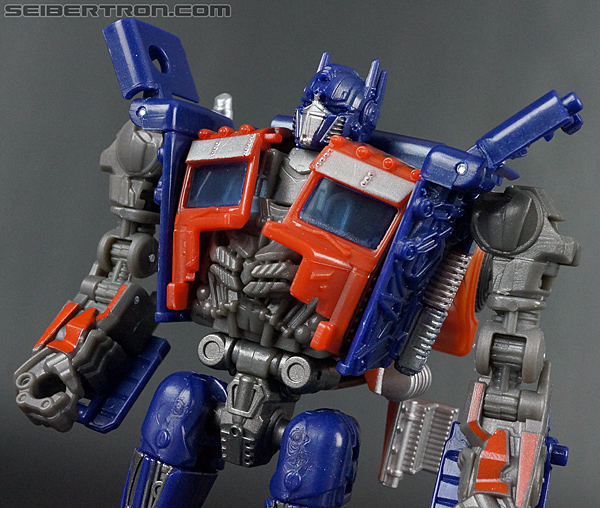 Transformers Movie Trilogy Series Optimus Prime with Trailer (Image #101 of 201)