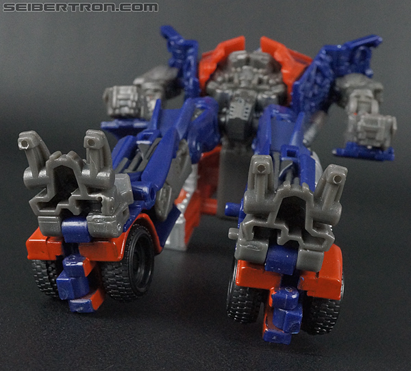 Transformers Movie Trilogy Series Optimus Prime with Trailer (Image #103 of 201)