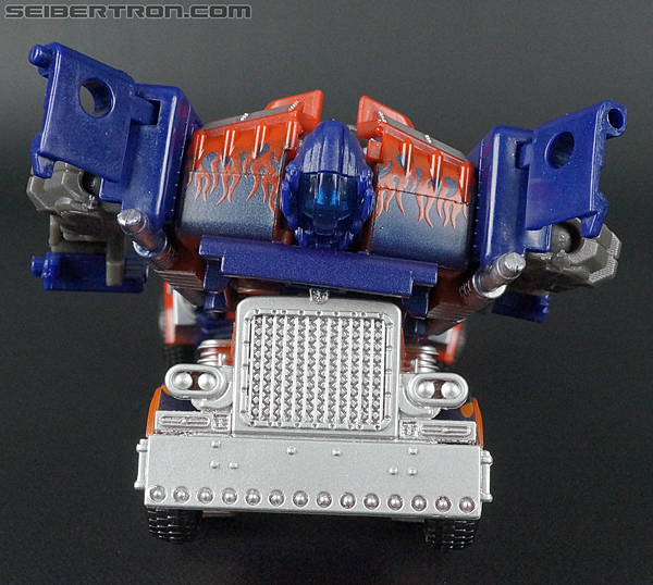 Transformers Movie Trilogy Series Optimus Prime with Trailer (Image #104 of 201)