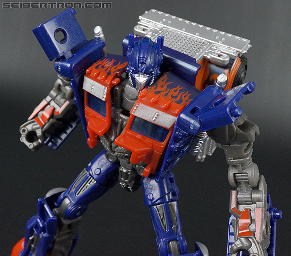 Transformers Movie Trilogy Series Optimus Prime with Trailer (Image #105 of 201)